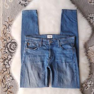 HUDSON | Nico Mid-Rise Super Skinny Jean